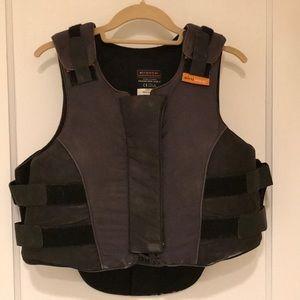 Airowear women's flexible riding safety vest